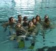 Turnier 2018 Team im Wasser
